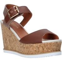 kengät Naiset Sandaalit ja avokkaat Lumberjack SW83106 001 Q85 Ruskea