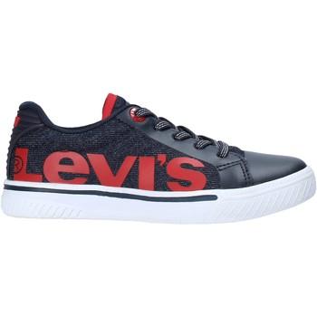 kengät Lapset Matalavartiset tennarit Levi's VFUT0042T Sininen