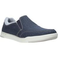 kengät Miehet Tennarit Clarks 26132626 Sininen