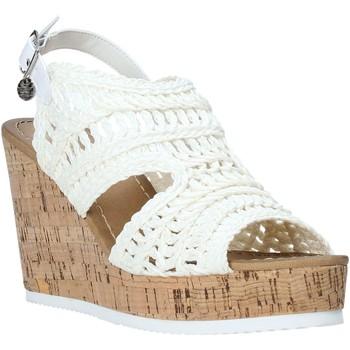 kengät Naiset Sandaalit ja avokkaat Gold&gold A20 GJ265 Valkoinen