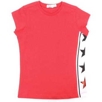 vaatteet Tytöt Lyhythihainen t-paita Melby 70E5645 Punainen