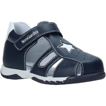 kengät Lapset Sandaalit ja avokkaat NeroGiardini E023891M Sininen