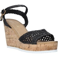 kengät Naiset Sandaalit ja avokkaat Gold&gold A20 GJ263 Musta