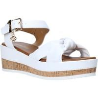 kengät Naiset Sandaalit ja avokkaat Gold&gold A20 GJ272 Valkoinen