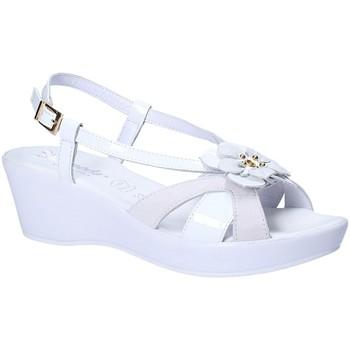 kengät Naiset Sandaalit ja avokkaat Susimoda 269743 Valkoinen
