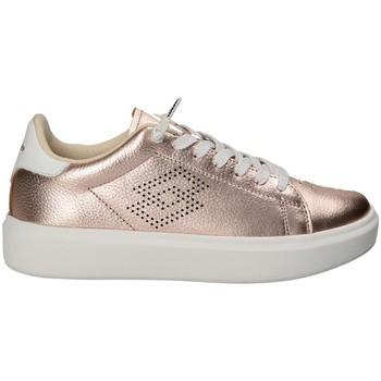 kengät Naiset Matalavartiset tennarit Lotto T4610 Vaaleanpunainen