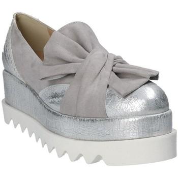 kengät Naiset Espadrillot Grace Shoes 1304 Harmaa