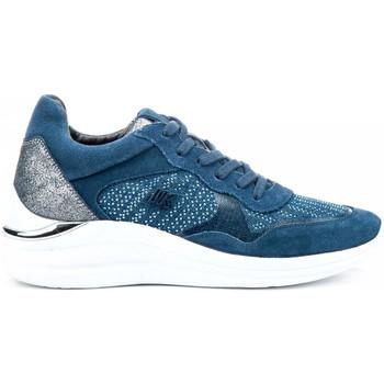 kengät Naiset Matalavartiset tennarit Lumberjack SW44605 001 U51 Sininen