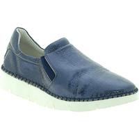 kengät Naiset Tennarit Mally 5711 Sininen