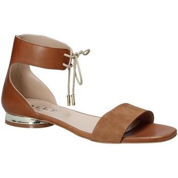 kengät Naiset Sandaalit ja avokkaat Mally 5826 Ruskea