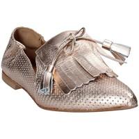 kengät Naiset Mokkasiinit Mally 6190 Vaaleanpunainen