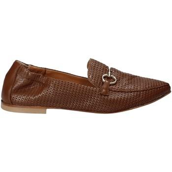 kengät Naiset Mokkasiinit Mally 6264 Ruskea