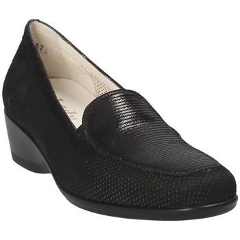 kengät Naiset Mokkasiinit Melluso R30506E Musta