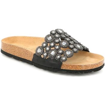 kengät Naiset Sandaalit Grunland CB2460 Harmaa