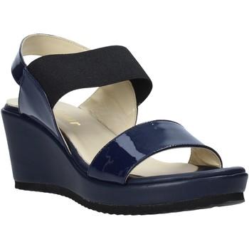 kengät Naiset Sandaalit ja avokkaat Esther Collezioni ZB112 Sininen