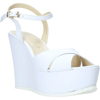 kengät Naiset Sandaalit ja avokkaat Esther Collezioni G 029 Valkoinen
