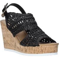 kengät Naiset Sandaalit ja avokkaat Gold&gold A20 GJ265 Musta