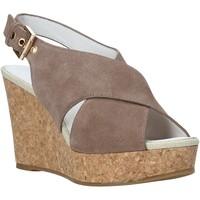 kengät Naiset Sandaalit ja avokkaat Lumberjack SW82106 003 A01 Ruskea