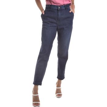 vaatteet Naiset Farkut Gas 365786 Sininen