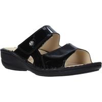 kengät Naiset Sandaalit Grunland CE0446 Musta