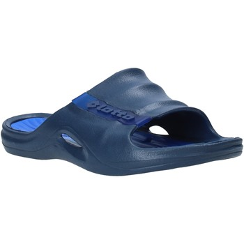 kengät Miehet Rantasandaalit Lotto L49342 Sininen