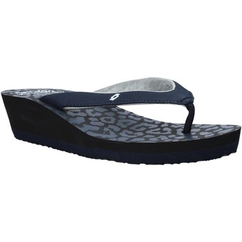 kengät Naiset Varvassandaalit Lotto L58326 Sininen