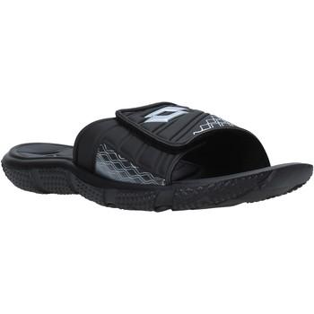 kengät Miehet Rantasandaalit Lotto 211100 Musta