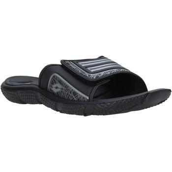 kengät Miehet Rantasandaalit Lotto L52290 Musta