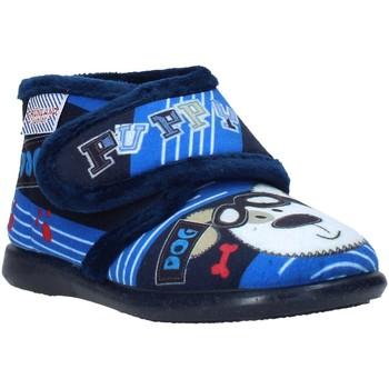 kengät Lapset Tossut Grunland PA0623 Sininen