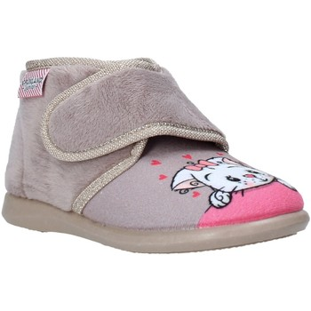 kengät Lapset Tossut Grunland PA0623 Beige