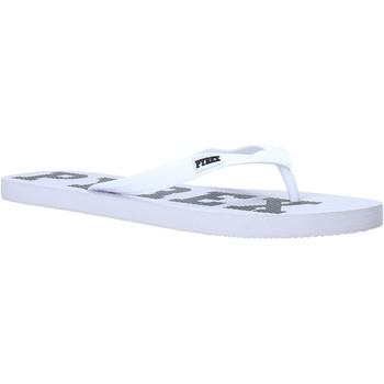 kengät Miehet Varvassandaalit Pyrex PY020160 Valkoinen