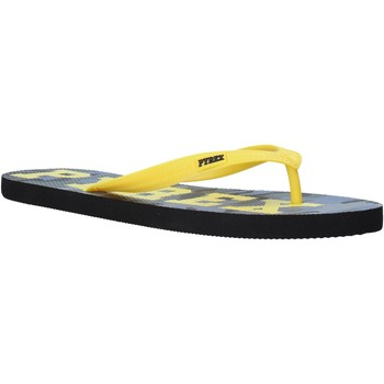 kengät Miehet Varvassandaalit Pyrex PY020161 Keltainen