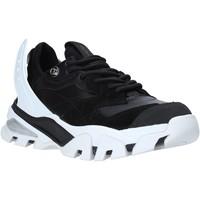 kengät Naiset Matalavartiset tennarit Calvin Klein Jeans B4R0882 Musta