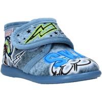 kengät Lapset Tossut Grunland PA0628 Sininen
