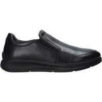 kengät Miehet Tennarit Grunland SC2957 Musta