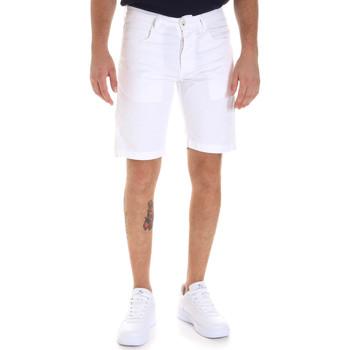 vaatteet Miehet Shortsit / Bermuda-shortsit Sseinse PB607SS Valkoinen