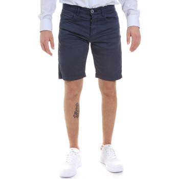 vaatteet Miehet Shortsit / Bermuda-shortsit Sseinse PB607SS Sininen