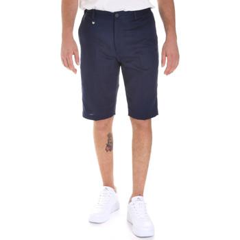 vaatteet Miehet Shortsit / Bermuda-shortsit Antony Morato MMSH00148 FA400060 Sininen