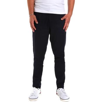 vaatteet Miehet Chino-housut / Porkkanahousut Antony Morato MMTR00546 FA600181 Sininen