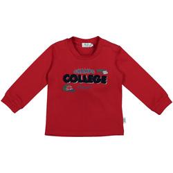 vaatteet Lapset T-paidat pitkillä hihoilla Melby 20C0280 Punainen