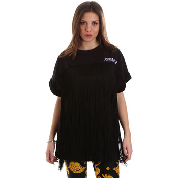 vaatteet Naiset Svetari Versace B6HVB79813956899 Musta