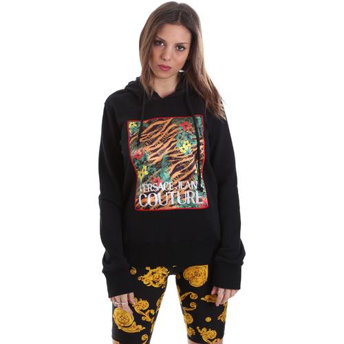 vaatteet Naiset Svetari Versace B6HVB70K30328899 Musta