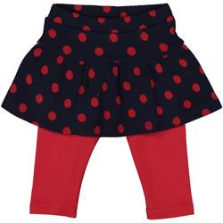 vaatteet Tytöt Hame Melby 20F0001 Punainen