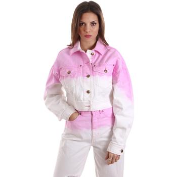 vaatteet Naiset Svetari Versace C0HVB96MHRC5C445 Valkoinen