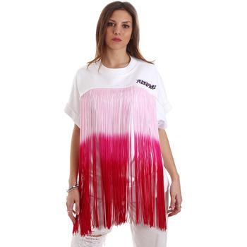 vaatteet Naiset Svetari Versace B6HVB76713956003 Valkoinen