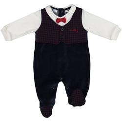 vaatteet Lapset Jumpsuits / Haalarit Melby 20N0020 Sininen