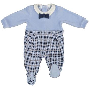 vaatteet Lapset Jumpsuits / Haalarit Melby 20N0140 Sininen