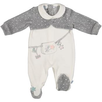 vaatteet Lapset Jumpsuits / Haalarit Melby 20N0781 Valkoinen