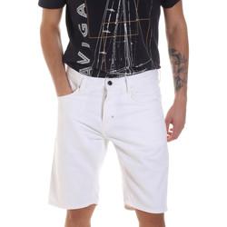 vaatteet Miehet Shortsit / Bermuda-shortsit Antony Morato MMSH00152 FA900123 Valkoinen