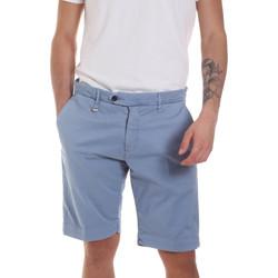 vaatteet Miehet Shortsit / Bermuda-shortsit Antony Morato MMSH00141 FA800129 Sininen